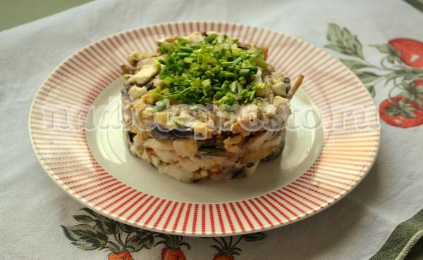 вкусные салаты с сельдереем рецепты с фото