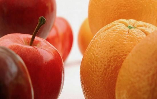 Яблочно-апельсиновая диета