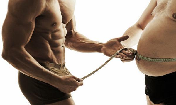 Упражнения для похудения в животе и боках (для мужчин)