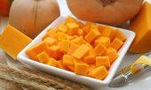Диетические блюда из тыквы для похудения, рецепты