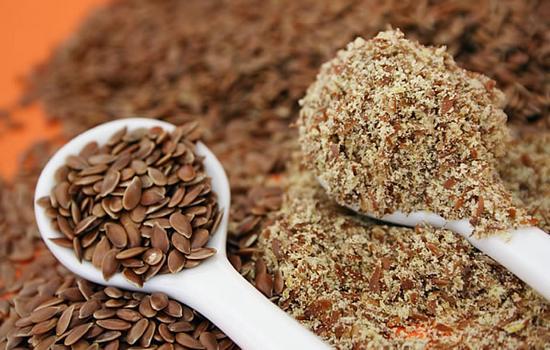 клетчатка из льняного семени