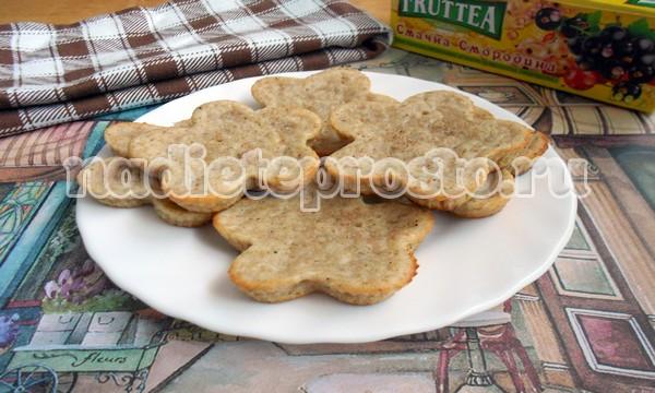овсяное печенье по Дюкану итог