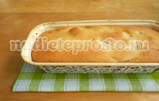 выпекать пирог