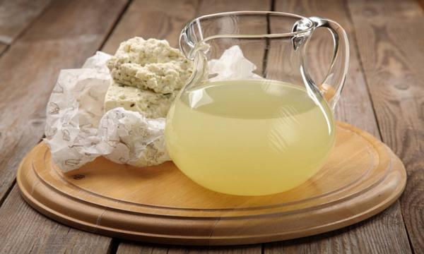Сыворотка молочная: польза и вред, дозы приёма.