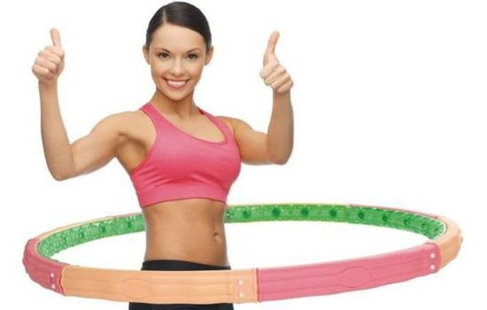 хулахуп для похудения