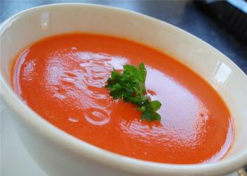 суп из томатов