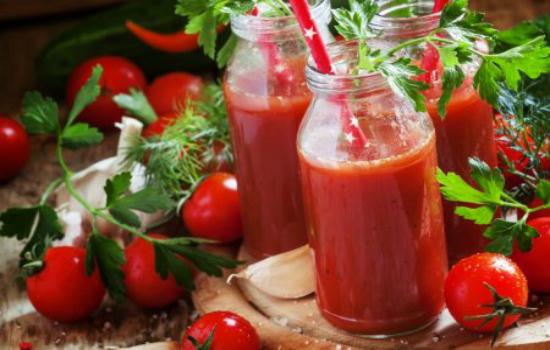 коктейль из томатов