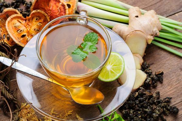 Рецепт имбирного чая для похудения, свойства имбиря для похудения.