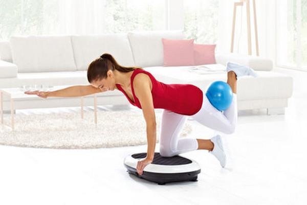 Виброплатформа для похудения - программа тренировок, отзывы