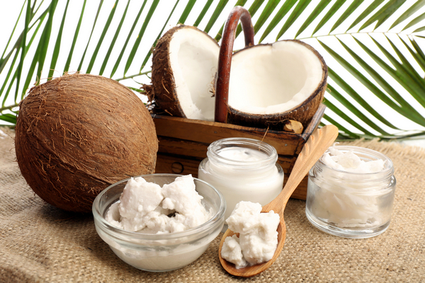 кокосовое масло очень полезно