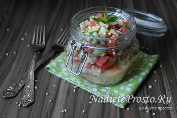 диетический салат табуле