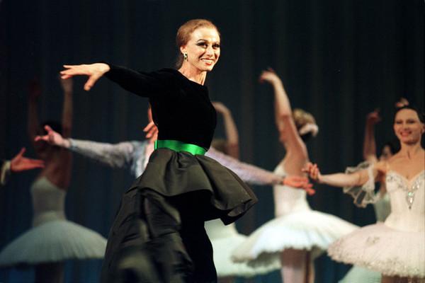 Диета балерины Майи Плисецкой - результат до минус 10 кг за 2 недели