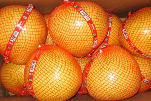 Помело фрукт как едят