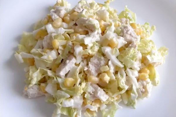Диетический салат из куриной грудки. Простые и вкусные рецепты для правильного питания и похудения