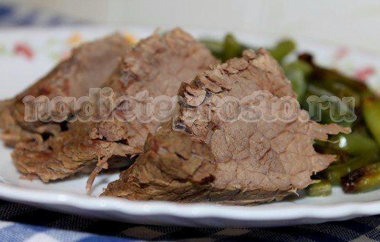 говядина в соевом соусе