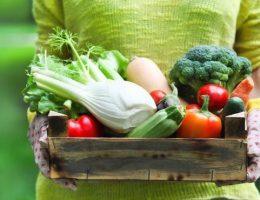 овощи для диеты