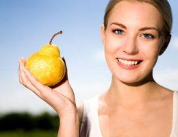 Грушевая диета для похудения