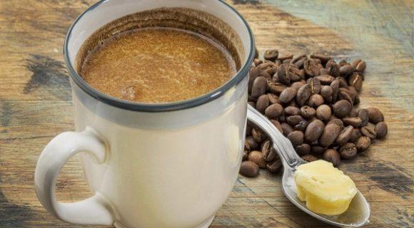 Кофе со сливочным маслом