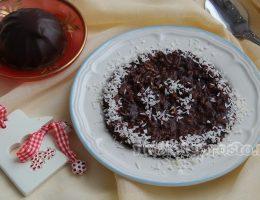 шоколадная овсянка